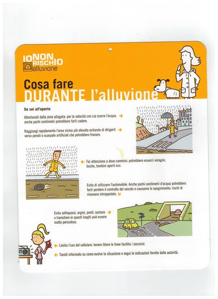 Come comportarsi in caso di alluvione. I consigli della ...
