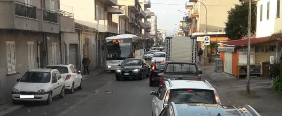 Incidente stradale sulla S.S. 106 ad Ardore: code e rallentamenti