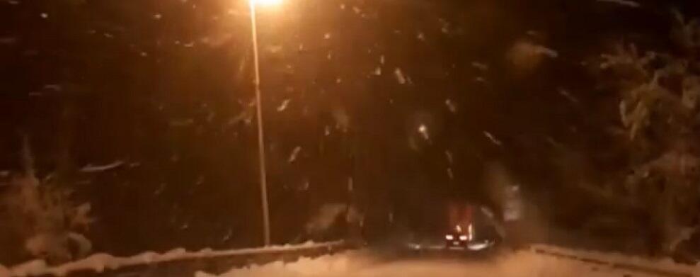 Padre e figlio di sette anni bloccati dalla neve tra Nardodipace e Mongiana. Salvati