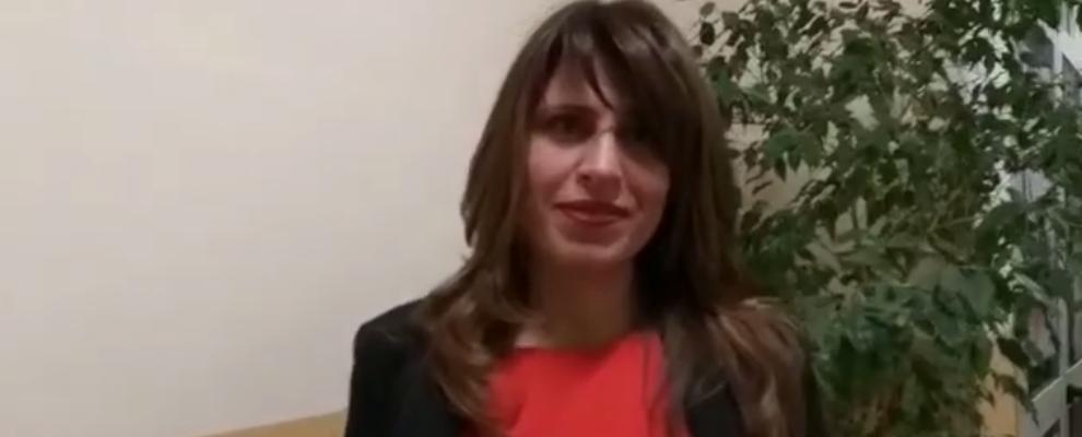 """Siderno, Federica Roccisano presenta il nuovo movimento """"È Tempo di Reagire"""" – video"""