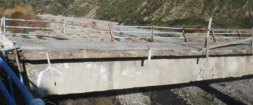 Lettrice cauloniese chiede interventi sul ponte che collega Strano e Cufò