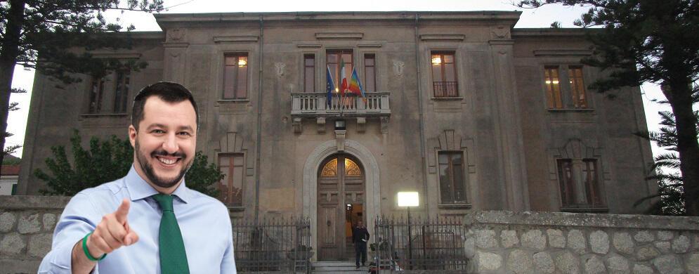 Salvini spiegato ai cauloniesi