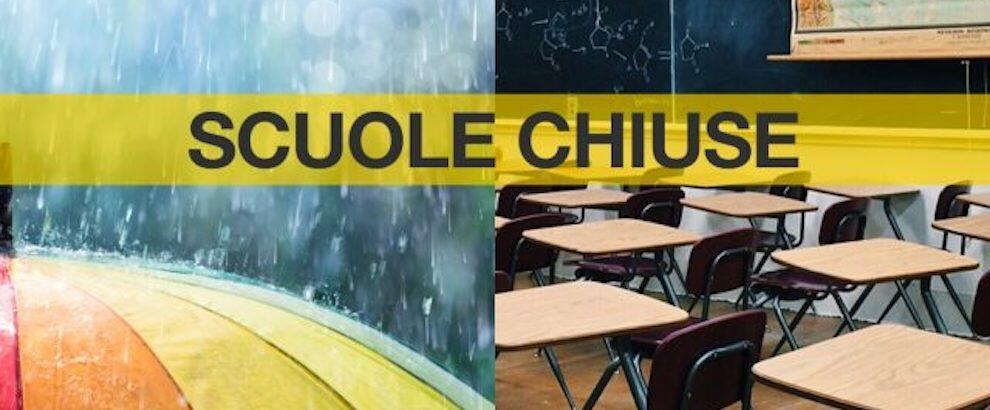 Allerta rossa, Caulonia chiude le scuole