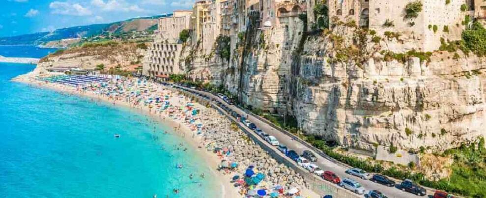 Spiaggia Tropea nel podio di TripAdvisor
