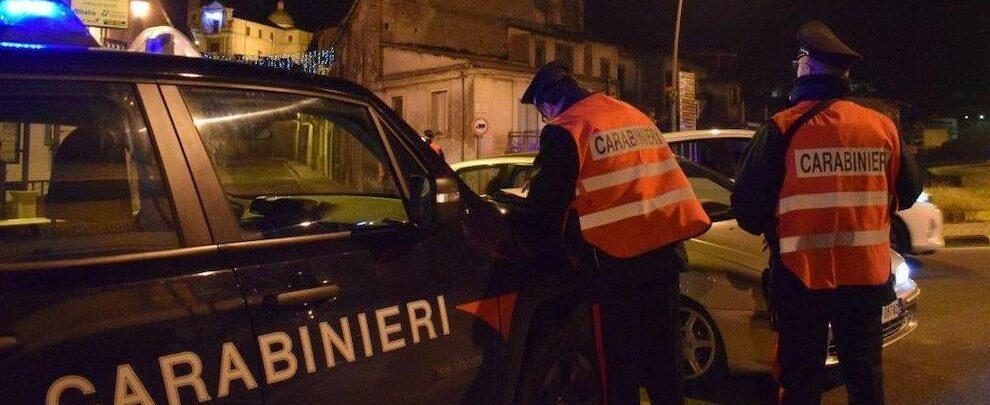 Controlli dei Carabinieri tra Cittanova e Taurianova: giovani alla guida in stato di ebbrezza e patenti ritirate