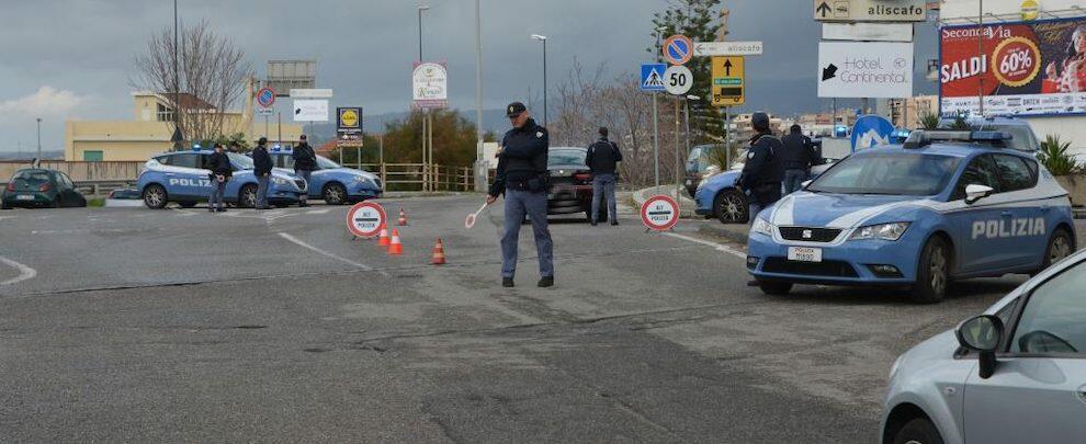 Reggio Calabria, 4 arresti delle Volanti in due giorni