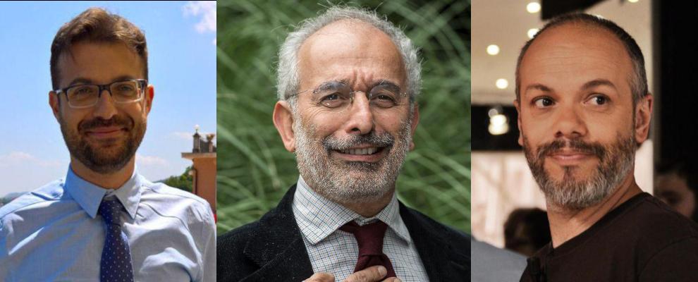 Al Premio Prato città aperta Gad Lerner, Diego Bianchi e Giovanni Maiolo (Re.co.sol.)
