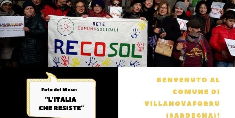 Proseguono ininterrottamente le attività della Rete dei Comuni Solidali, pubblicata la newsletter di febbraio