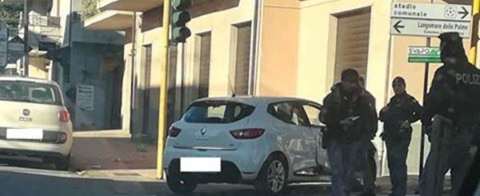 Incidente stradale a Siderno marina