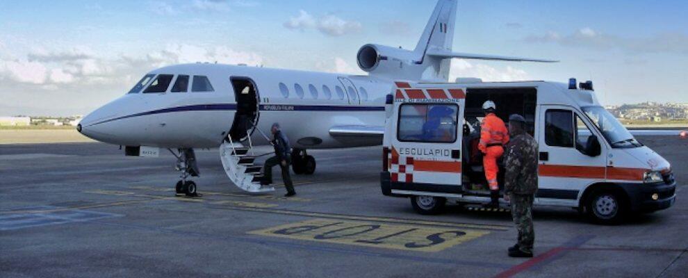 In gravi condizioni la donna bruciata dall'ex marito stamani a Reggio Calabria. Trasportata d'urgenza al Policlinico di Bari