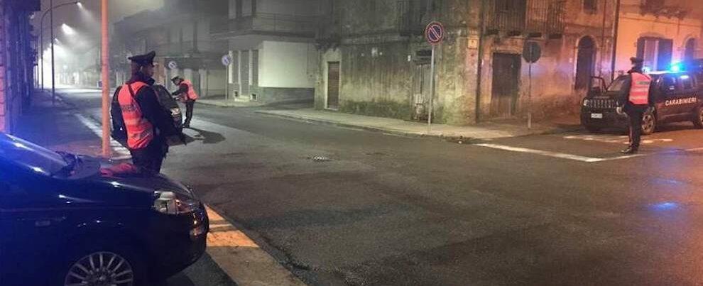 Controlli dei Carabinieri: svariate denunce tra Taurianova, Molochio e Cittanova. Sanzioni per 3 mila euro