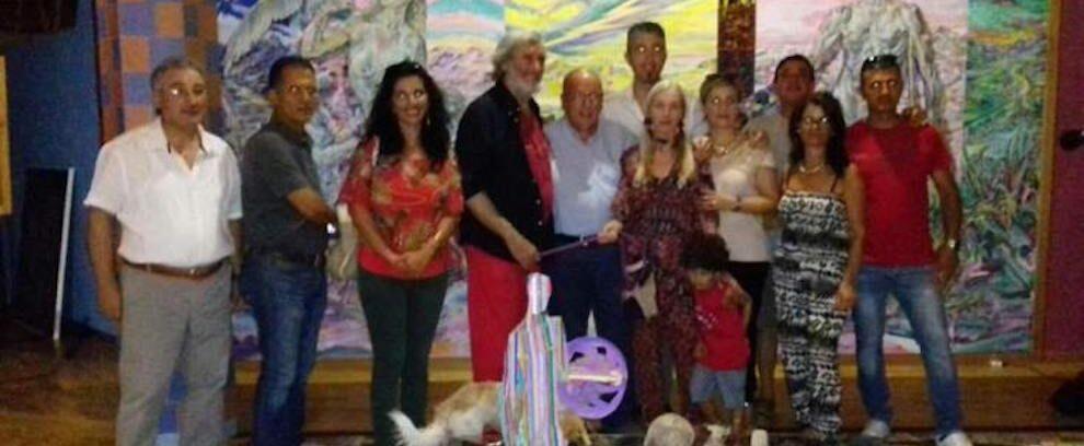 L'artista calabrese Nik Spatari compie 90 anni, gli auguri di Oliverio