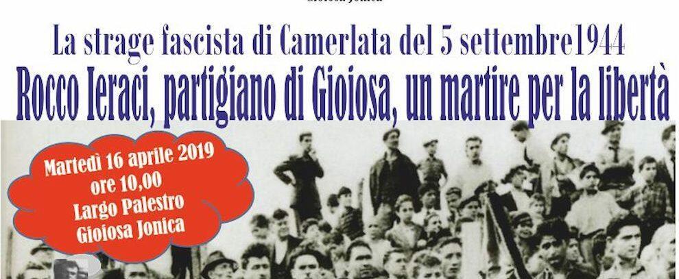 L'ANPI ricorda il partigiano di Gioiosa Rocco Ieraci