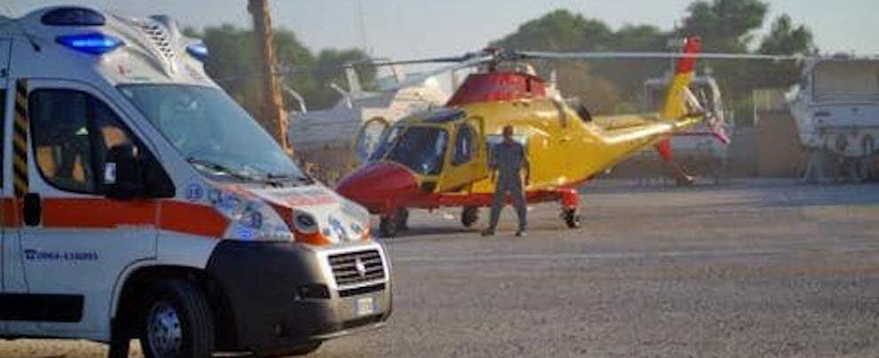 Ore contate per il servizio di elisoccorso all'ospedale di Locri. Lo sfogo del Sindaco Calabrese su Facebook