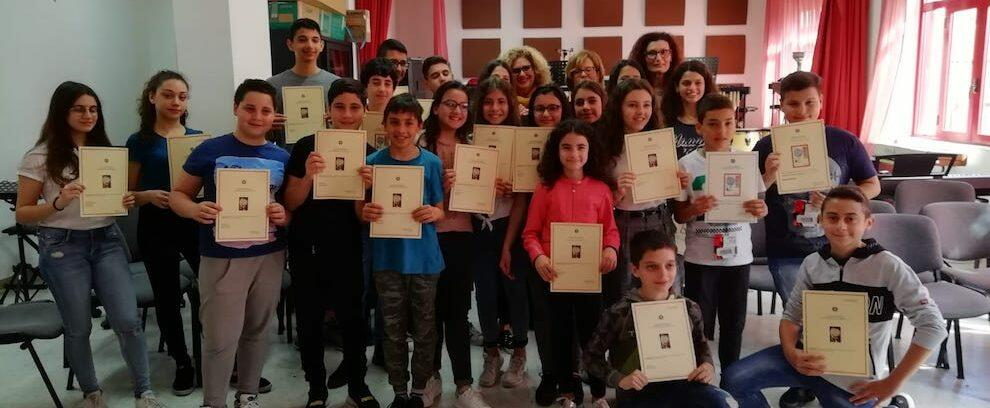 Campionati internazionali di giochi matematici: grande successo per gli alunni dell'I.C. di Gioiosa Ionica