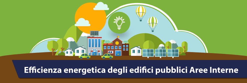 21 milioni per i comuni che che vogliono migliorare l'efficienza energetica degli edifici pubblici