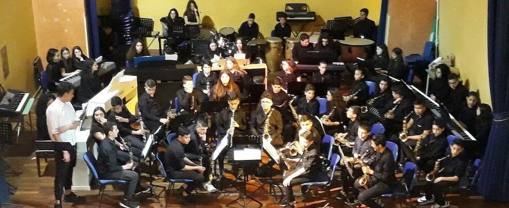 """L'orchestra """"Carl Off"""" vince il concorso Danilo Cipolla. Grande successo per i musicisti dell' IC """"Gioiosa – Grotteria"""""""