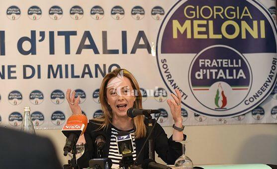 La Meloni dichiara guerra alla mafia nigeriana ma il suo partito prende i voti da quella italiana