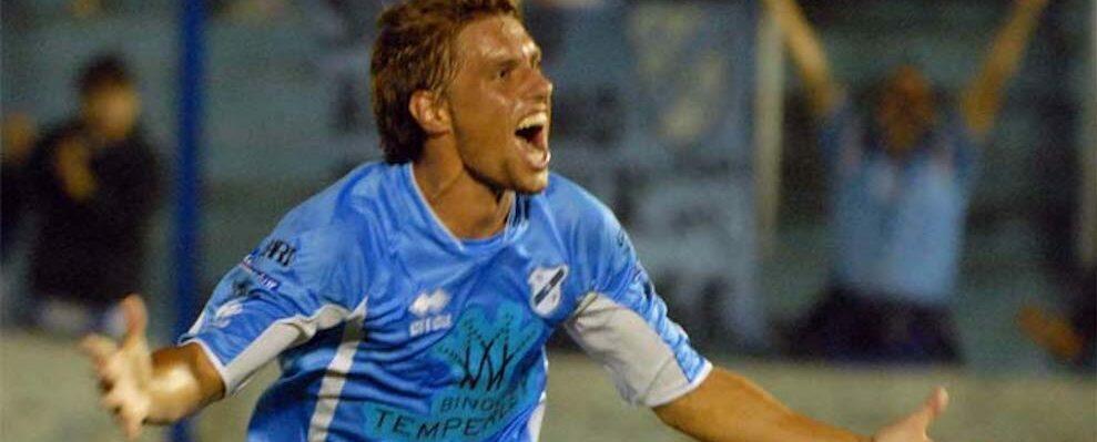 San Luca, arriva l'attaccante Emanuel Lazzarini