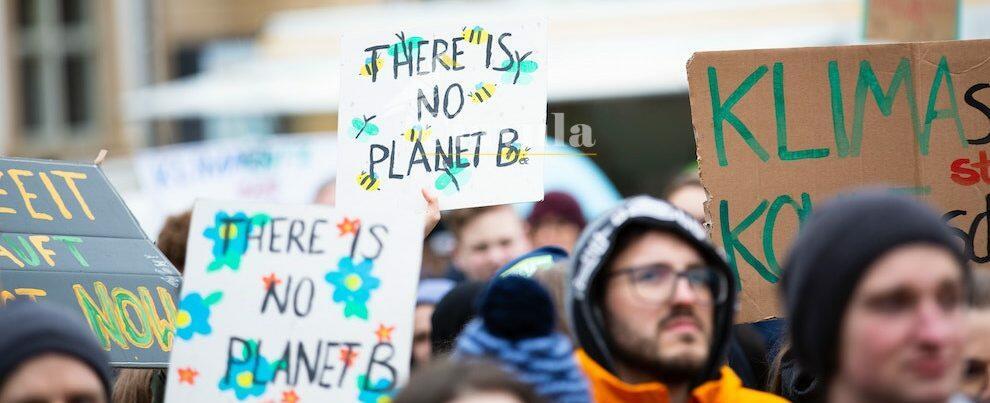 Anche il comitato femminista Non Una di Meno aderirà allo sciopero per il clima