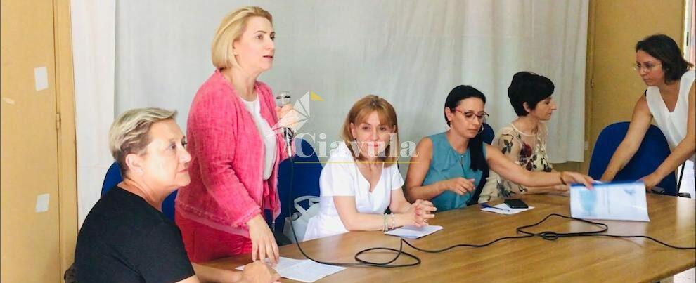 A Caulonia si è discusso di politiche sociali e welfare con l'Assessore Robbe