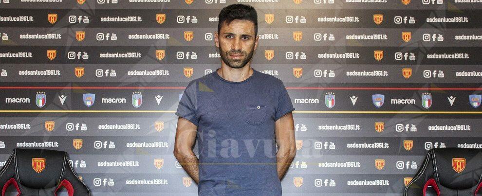 Il San Luca Calcio ingaggia il centrocampista Crucitti