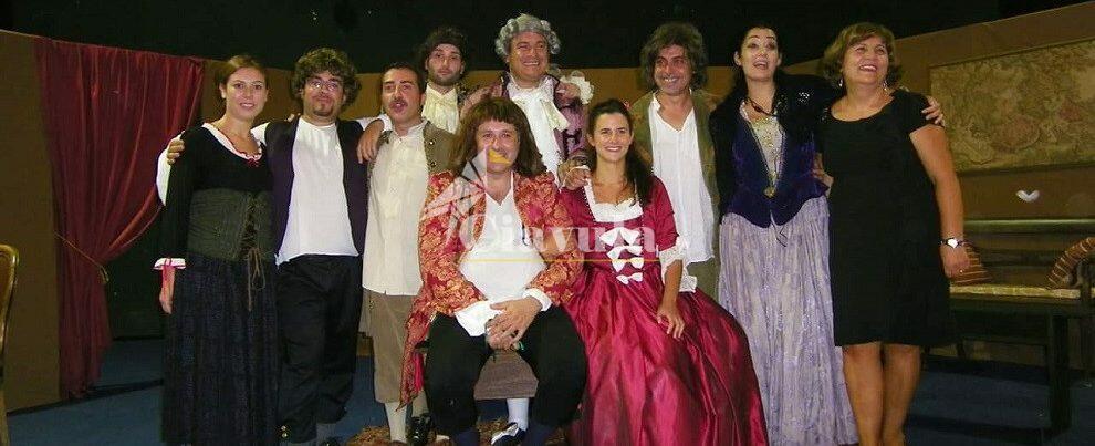 A Stignano va in scena la brillante commedia 'A Mutua