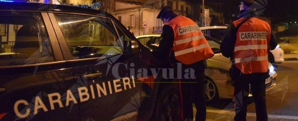 Non si ferma all'Alt ed investe un carabiniere. Arrestato