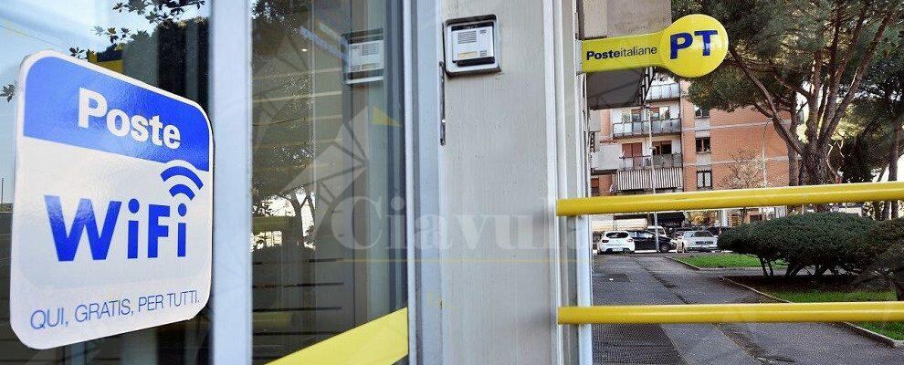 Arriva il wi-fi gratuito negli uffici postali di Canolo