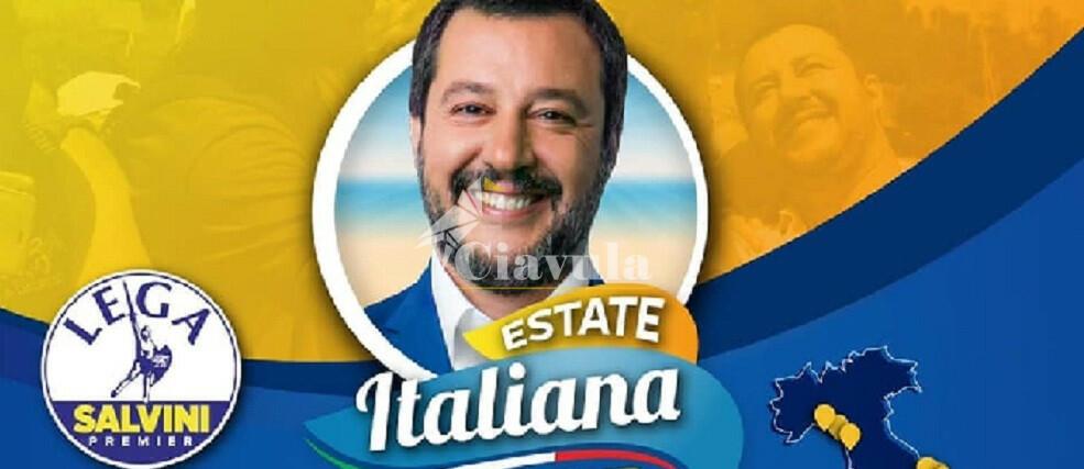 """Dopo la Calabria ora è la Sicilia a contestare Salvini al grido: """"Fuori la mafia dallo Stato"""""""