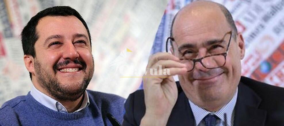 Vergogna PD. Il Partito Democratico è il migliore alleato di Salvini