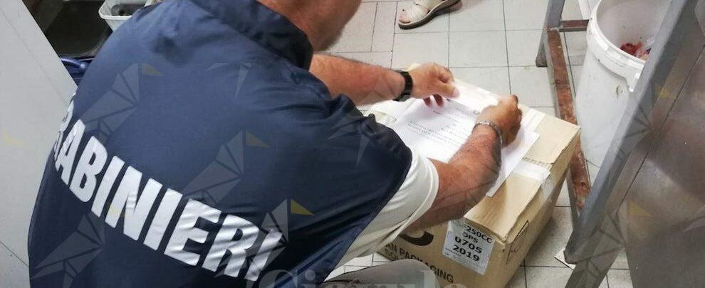 Supermecati, bar, panifici e ortofrutta nel mirino dei carabinieri: sanzioni e sequestri per 50mila euro