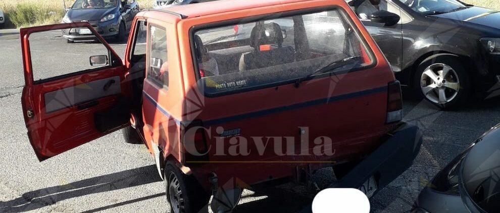Incidente stradale a Locri