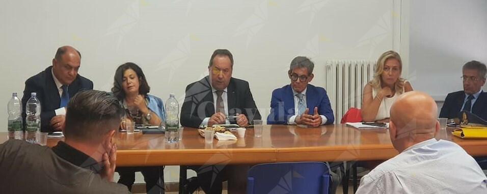 Vertice per provare ad evitare la chiusura del reparto di Ortopedia dell'ospedale di Locri