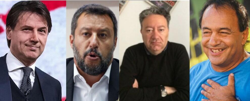 Conte sfotte Salvini sulle esilaranti vicende di Riace