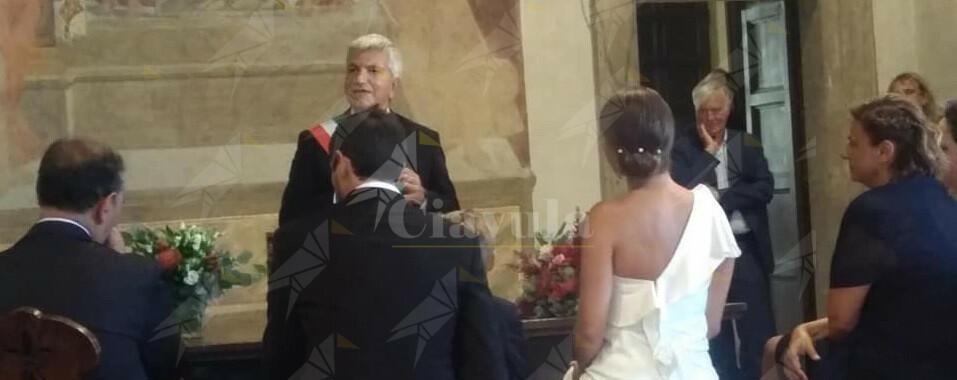 Auguri ai compagni Nicola ed Elisabetta, sposati oggi da Niki Vendola