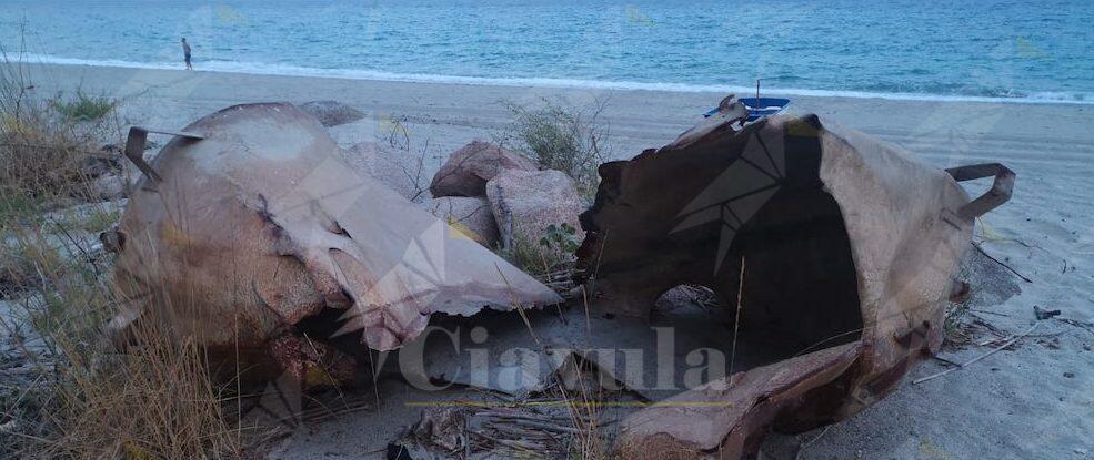 Foto del giorno: l'inciviltà che colpisce ingiustamente Caulonia