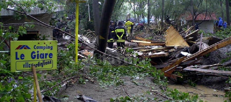 Diciannove anni fa a Soverato morivano 13 persone. Il ricordo della Prociv