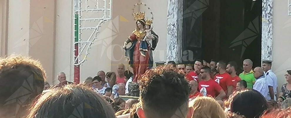 Foto del giorno: Festa della di Madonna di Portosalvo