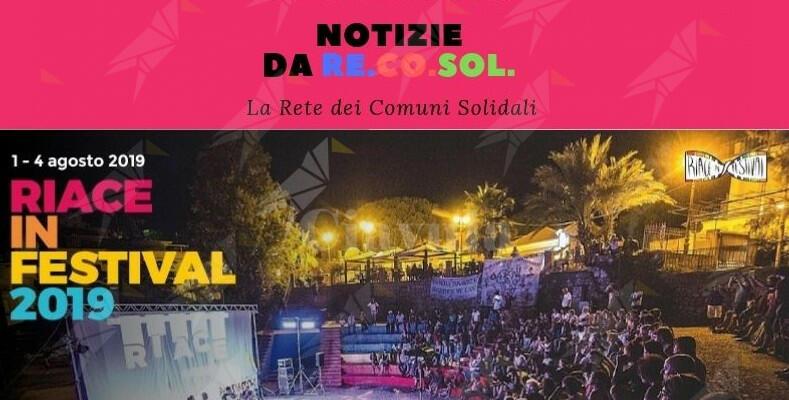 Dal Riaceinfestival ai nuovi bronzi: l'agosto della Rete dei Comuni Solidali