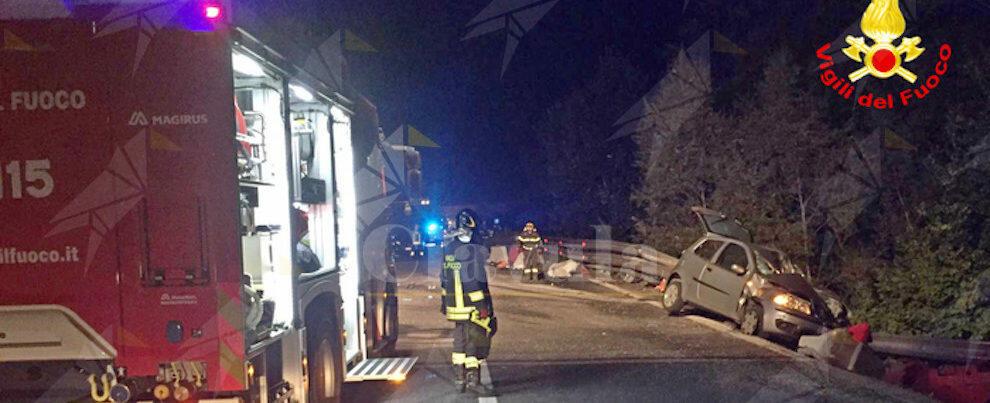 Tre persone morte in due incidenti nel fine settimana