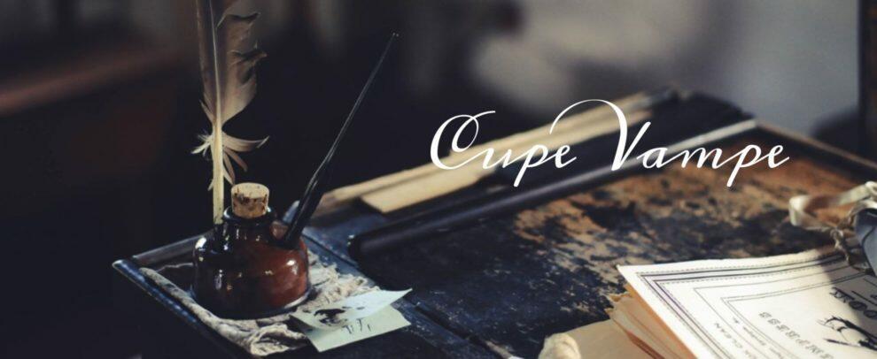 Ciavula inaugura una nuova rubrica di recensioni letterarie: Cupe Vampe di Stefania Roccisano