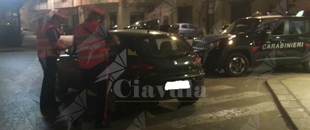 Fermato dai carabinieri si  rifiuta di sottoporsi al test antidroga: patente ritirata e veicolo sequestrato