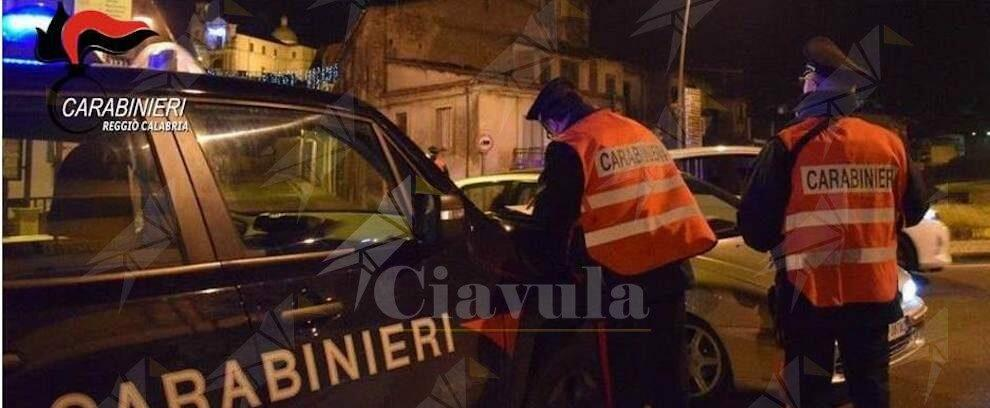 Controlli a tappeto dei carabinieri nella Piana di Gioia Tauro: 5 arresti, 8 denunce e sanzioni per 15 mila euro