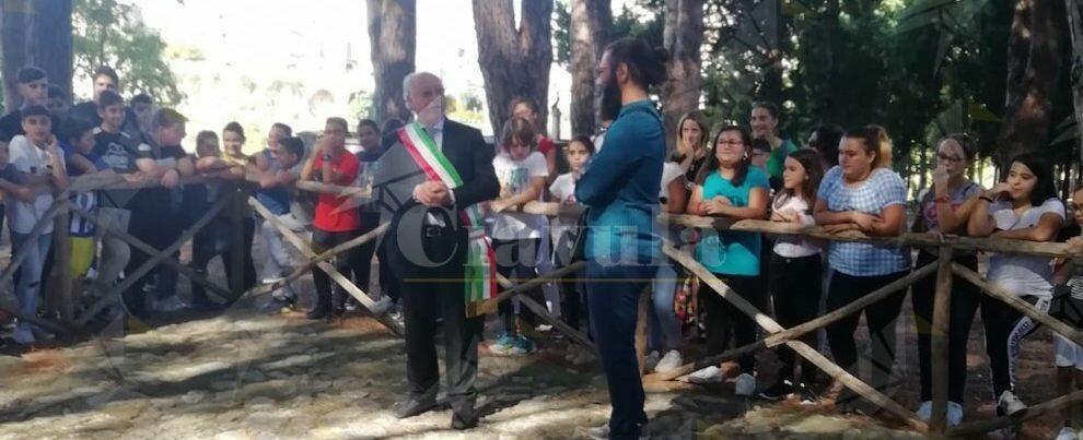 """Fucilati al grido di """"Viva l'Italia, viva la Costituzione"""". Gerace ricorda i Cinque Martiri"""