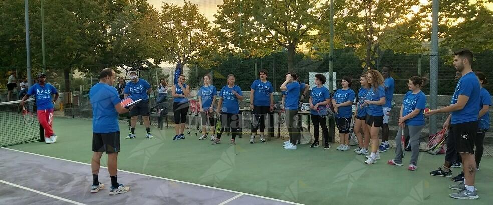 Si è concluso col torneo finale il corso gratuito di tennis offerto da Asd Sensation e Recosol a Gioiosa