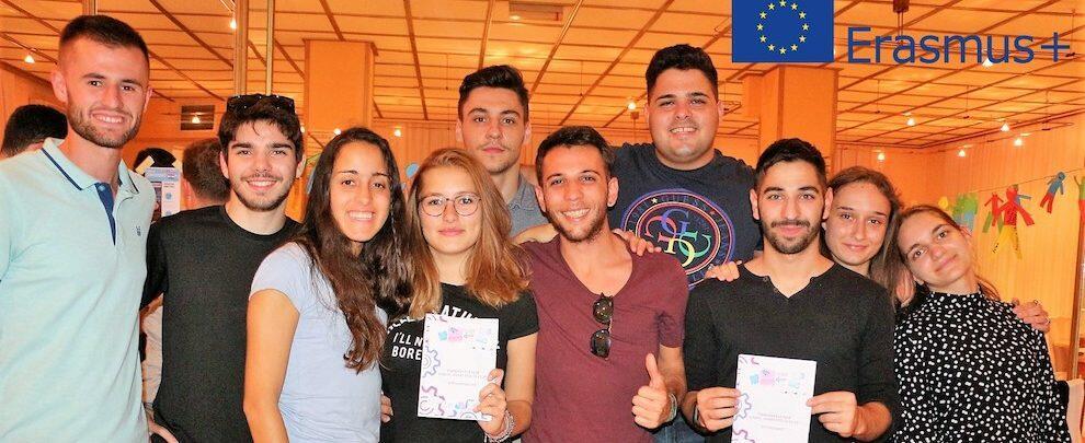 """I giovani di """"YOUngi Camini"""" in Croazia con Erasmus+"""