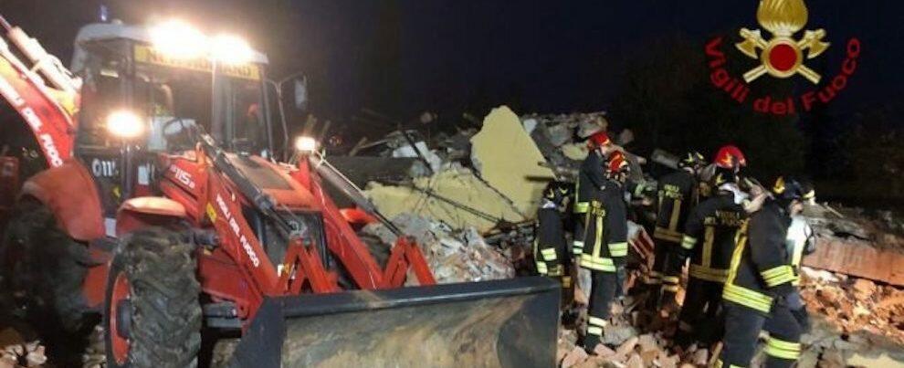 È di Reggio Calabria uno dei pompieri rimasti uccisi nel crollo di un edificio ad Alessandria