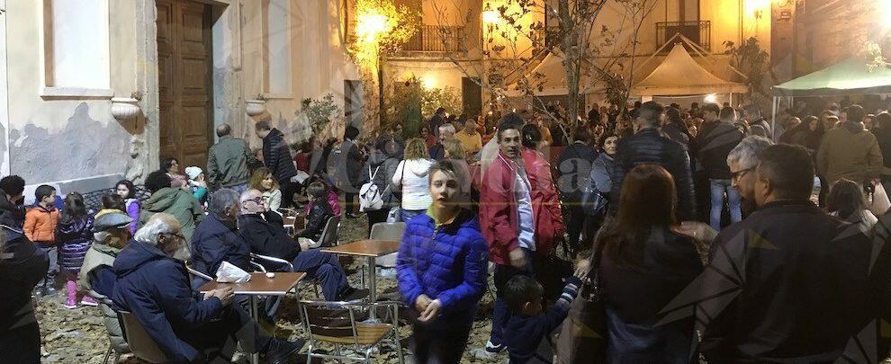A Martone tre giorni di festa dedicati alla castagna