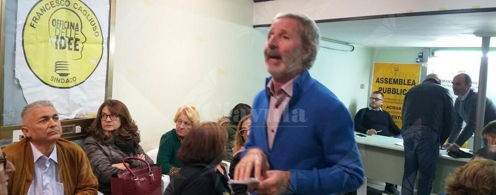 """Caulonia, Franco Cagliuso: """"Dopo due anni e mezzo ancora manca un'idea di amministrazione"""" – video"""